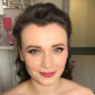 Fresh Bridal Makeup