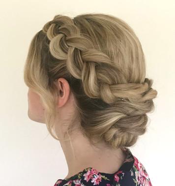 Dutch Braids Hairstyle