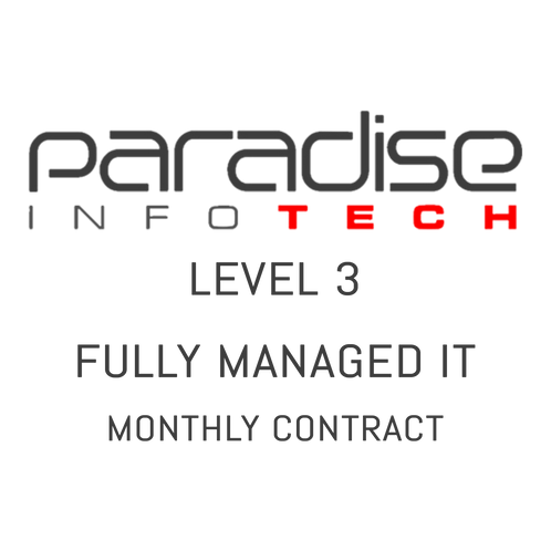 Fully Managed IT Support (Monthly)