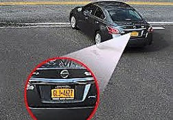 License Plate Capturing