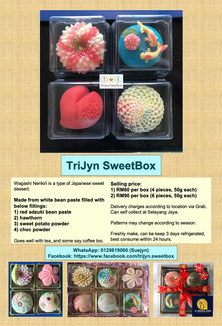 Trijyn Sweetbox