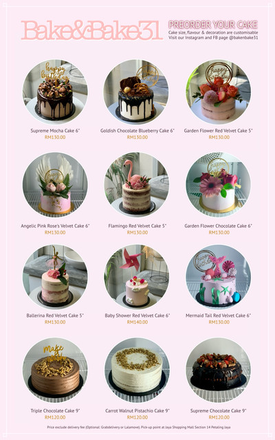 Bake&Bake31 - Supertall Cake Edition