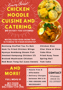 Chicken Noodle Cuisine and Catering