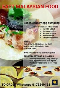 EAST MALAYSIAN FOOD