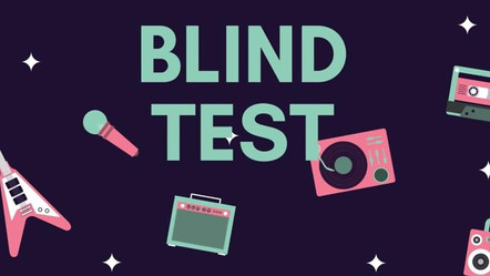 Blind test Pionniers - 07/03