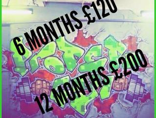 Fantastic Membership deals for 2018!!!