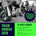 TRAIN PROPER IN 2018!!!