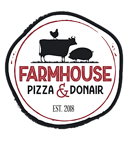 Farmhouse Pizza and Donair logo.png