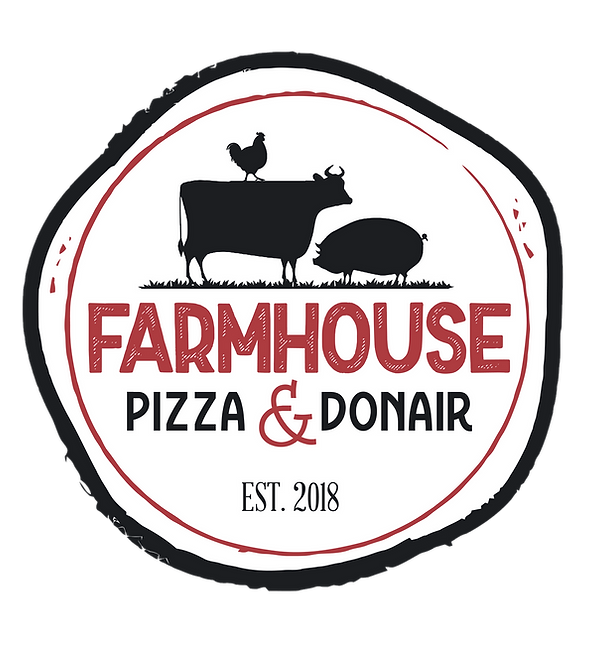 Farmhouse Pizza and Donair logo.png