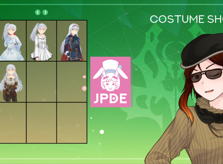 JPDE - SoF 3.15 [Bug Fixes, Clothes and...!]