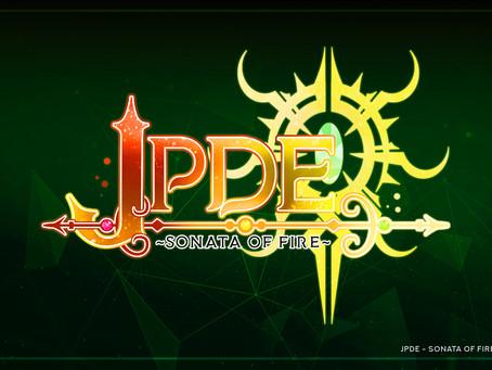 JPDE - Sonata of Fire [Ver 3.9.1]
