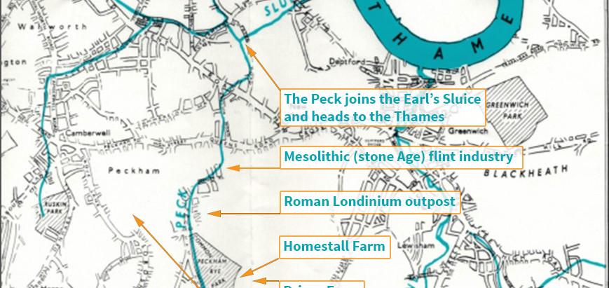 Peckham Rye through the ages
