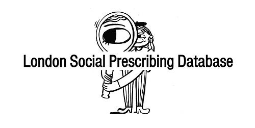 London Social Prescribing Database logo