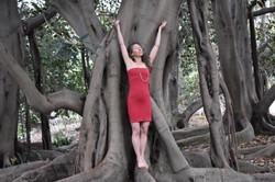 Meditating ~ Rooting ~ Stretching