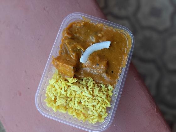 Curry de Abóbora com Coco (350g)