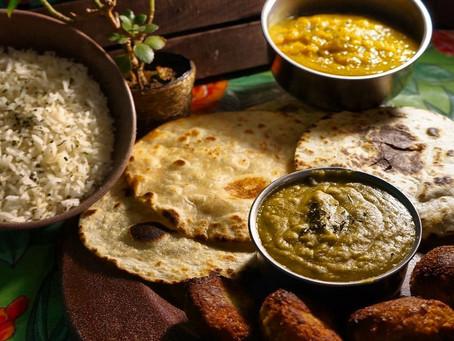 Cinco dicas de receitas indianas e vegetarianas para festas de fim de ano