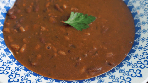 Curry de Feijão Roxo (500g)