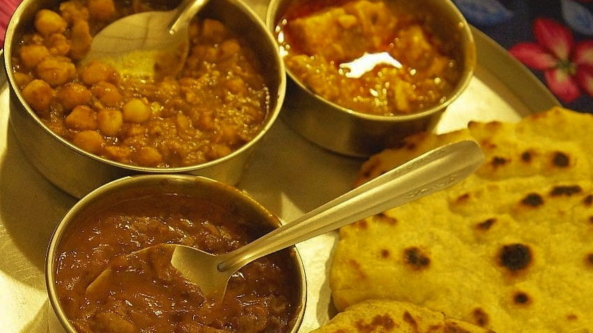 Thali Vegano (kit degustação)