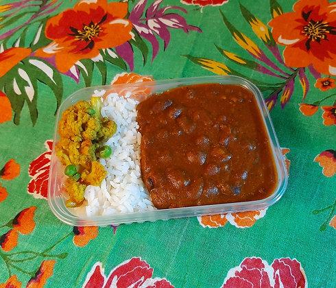 Curry de Feijão Roxo (400g)