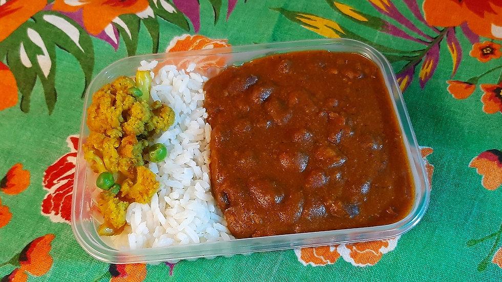 Curry de Feijão Roxo (350g)