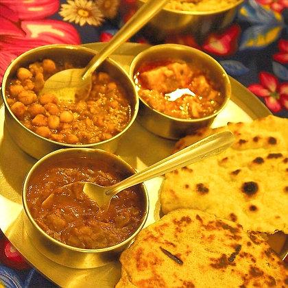 thali indiano