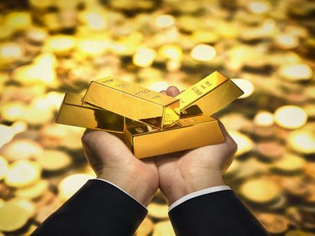Solid Gold Berjangka   Turun 0,23%, Harga Emas Tertekan Dolar AS
