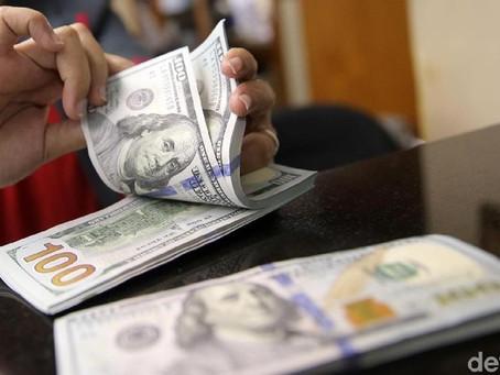 Solid Gold   Dolar AS dkk Bertekuk Lutut
