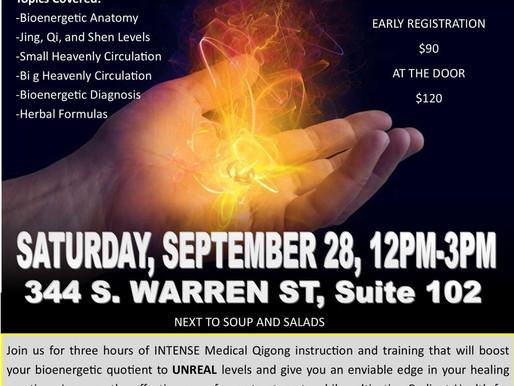 Seminar: Steroids for Reiki Masters