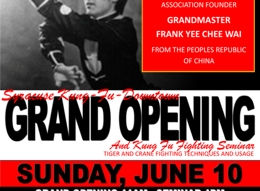 New Location Open! Grand Opening Celebration to be held on June 10!