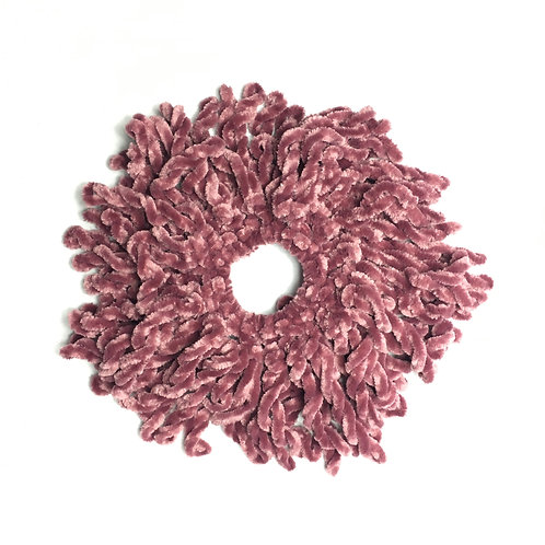 Volumizing Scrunchie | Rose Pink
