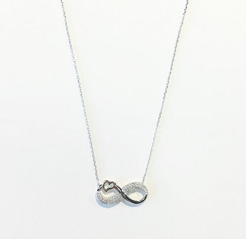 Dainty Necklace   Infinity