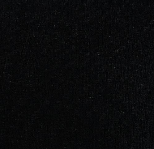 Crisscross Hijab Cap | Black