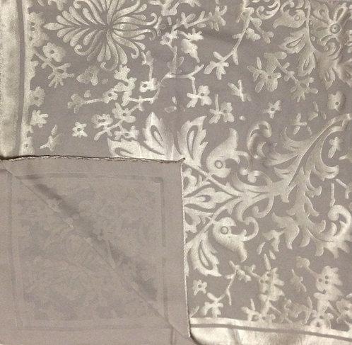 Velvet Printed Faux Silk