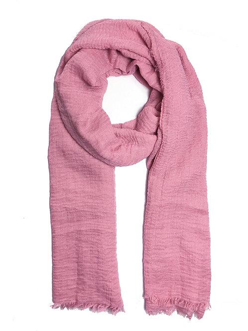 Crinkle Hijab | Light pink