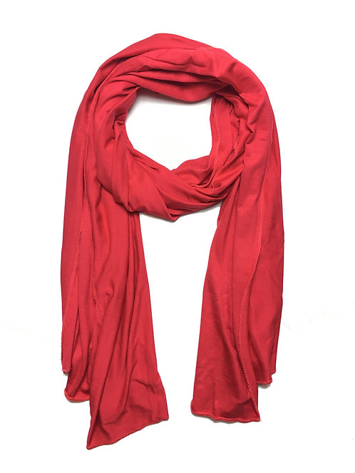 Red Jersey Hijab