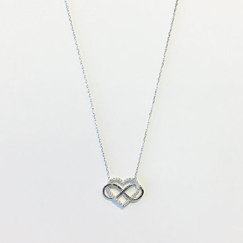 Dainty Necklace | Infinite Love