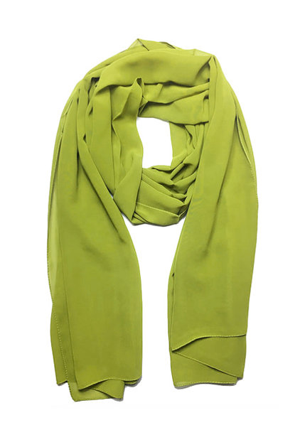 Crépe Chiffon | Lime