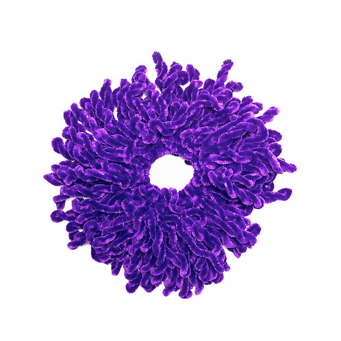 Volumizing Scrunchie | Purple