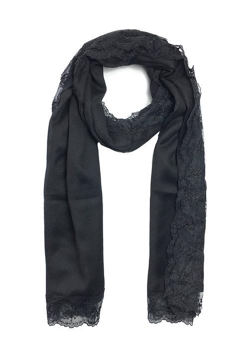 So Into Lace | Carbon Black
