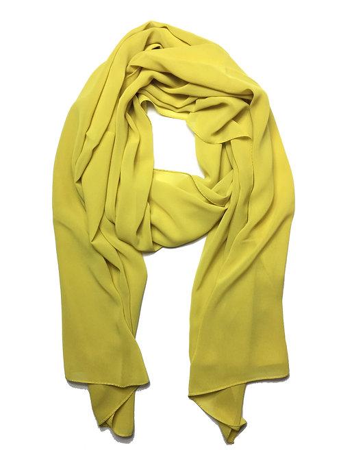 Premium Chiffon | Yellow