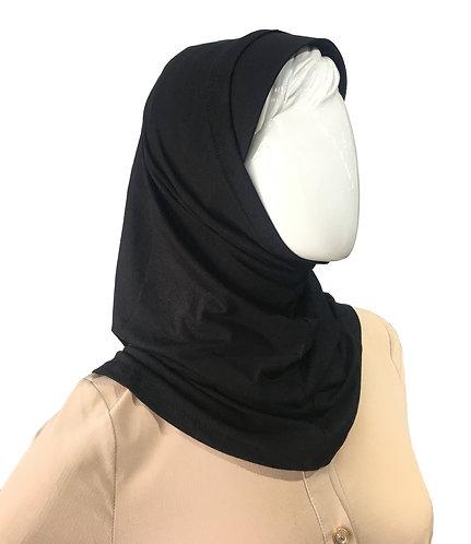 2 Piece Slip-On Hijab