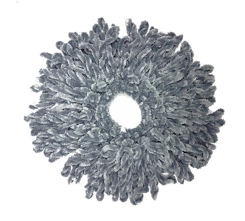 Volumizing Scrunchie | Grey