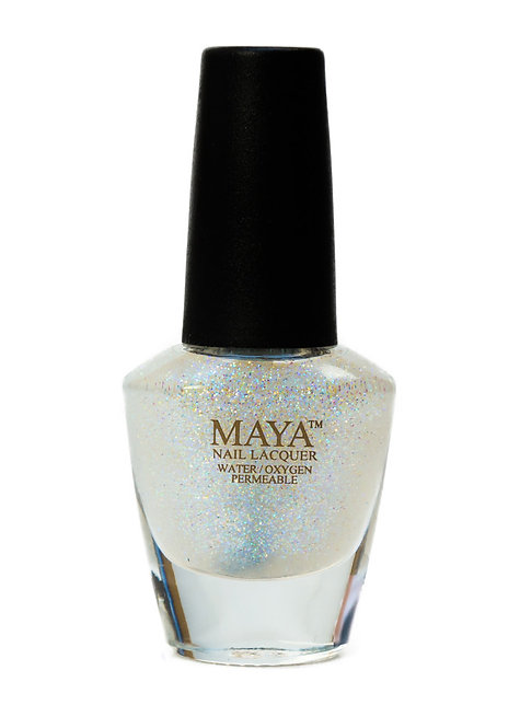 MC Nail Polish | Glitter Top Coat
