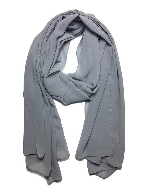 Premium Chiffon | Grey