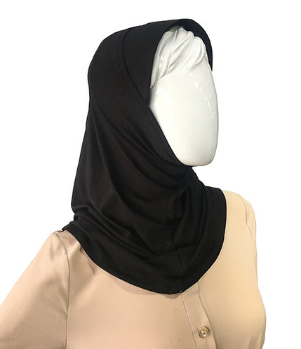 1 Piece Slip-On Hijab