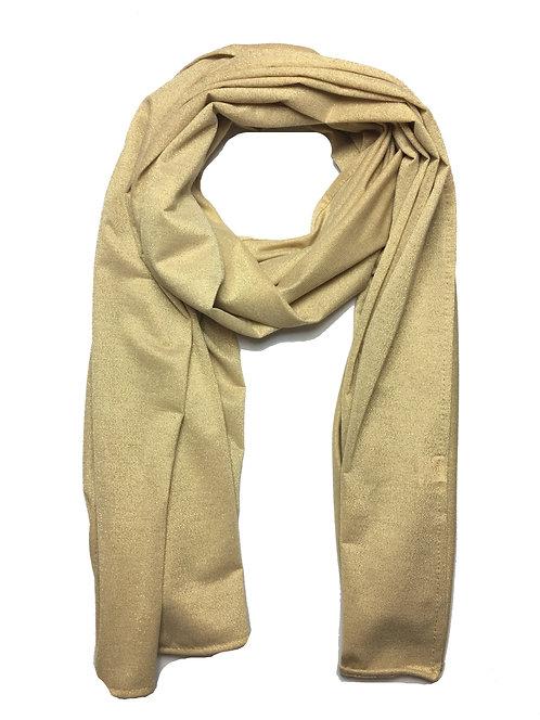 Premium Jersey Hijab | Gold