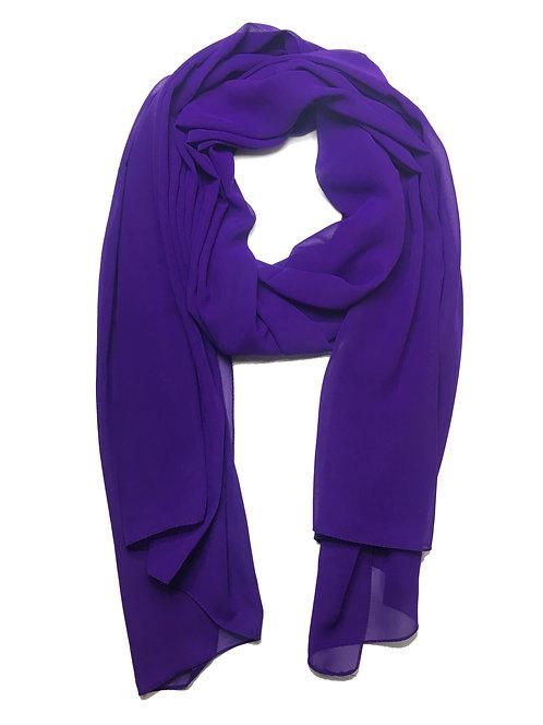 Premium Chiffon | Purple