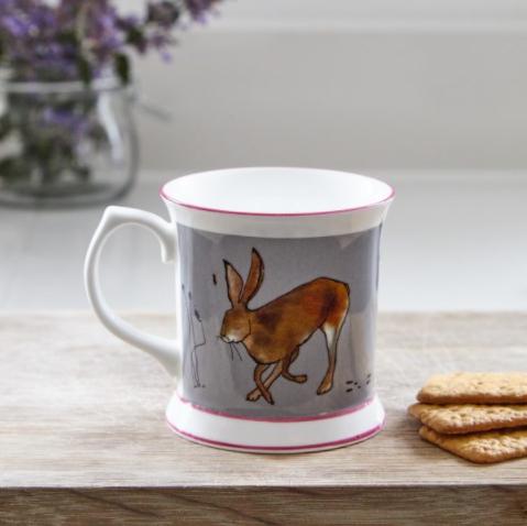 "Katie Cardew ""Hare"" Mug"