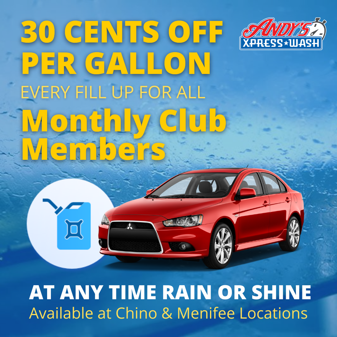 Gas Discount with Membership