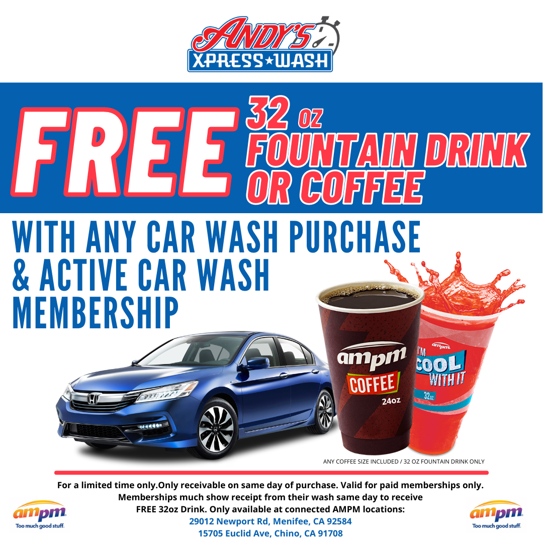 free 32oz Fountain Drink or coffe (2).pn